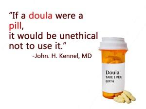 DOULA PILL