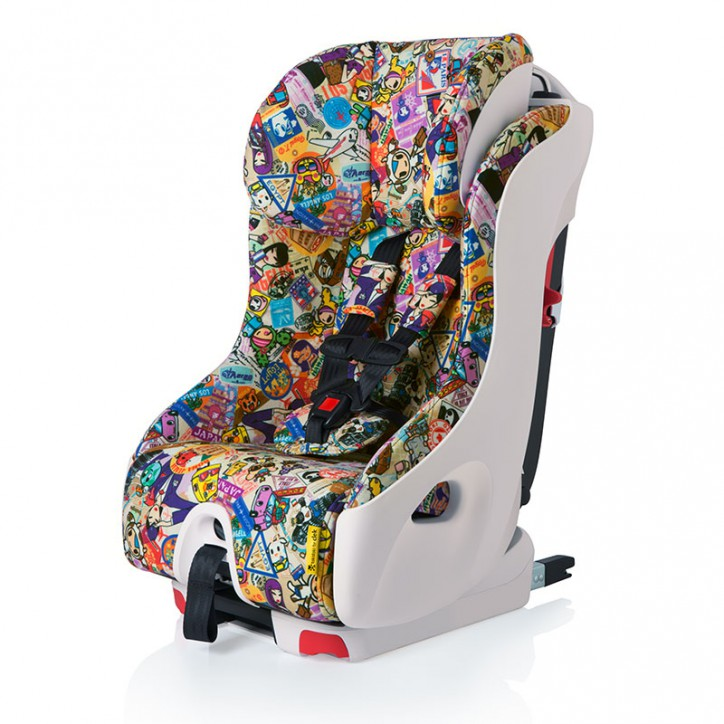Clek Contest For Foonf Convertible Car Seat In Tokidoki Travel Cleks Weelee Bag