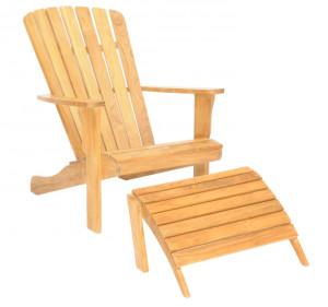 Muskoka Chair + Ottoman