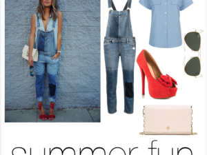 Summer fun-Overall look