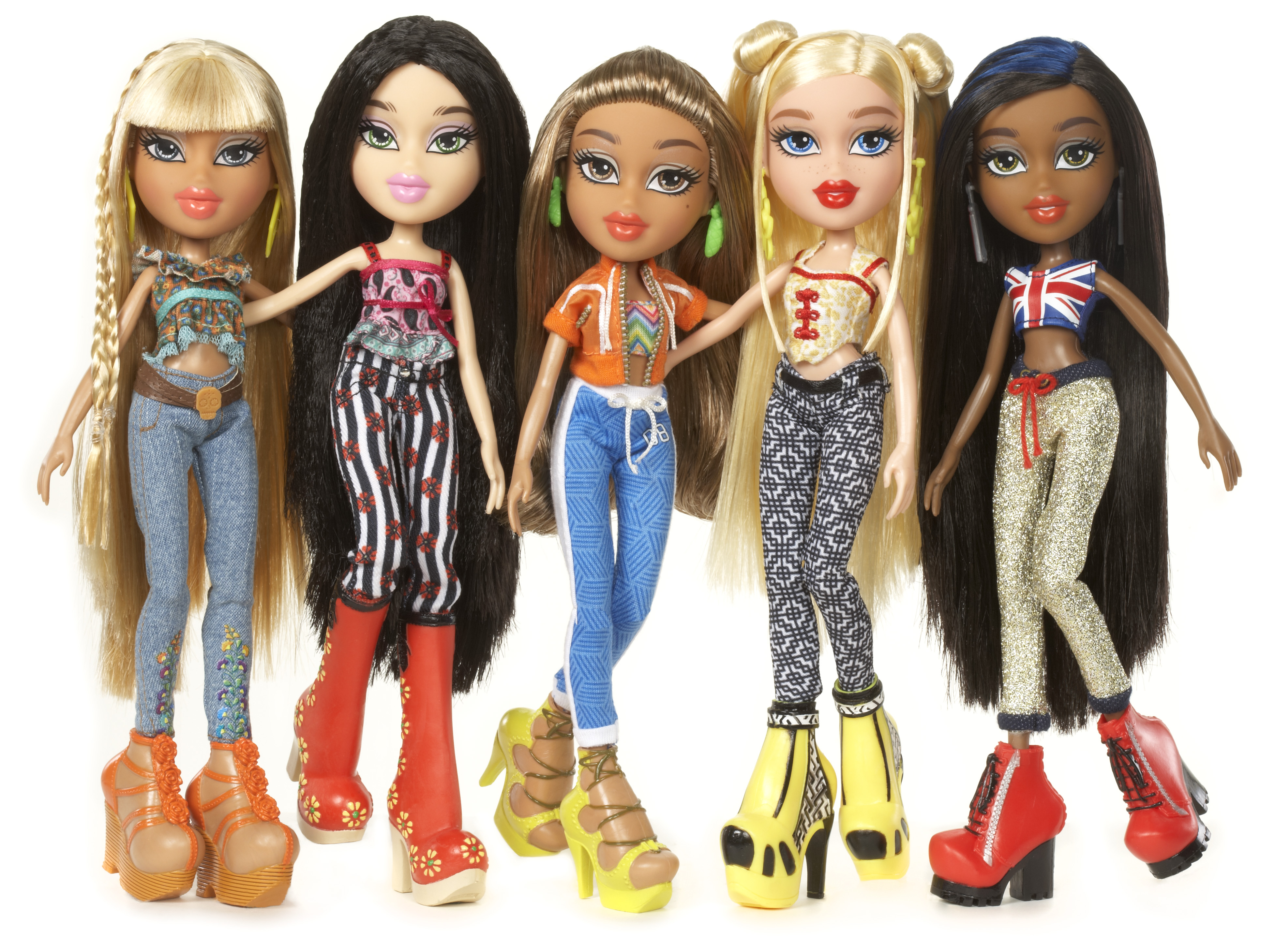 Review Of Bratz Dolls Relaunch Pink And Blue Magazine