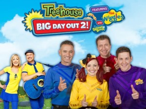 The Wiggles and Splash N'Boots