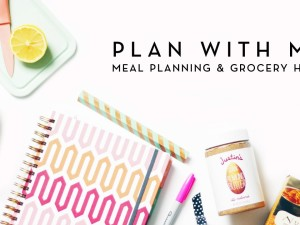 Meal Planning & Grocery Haul