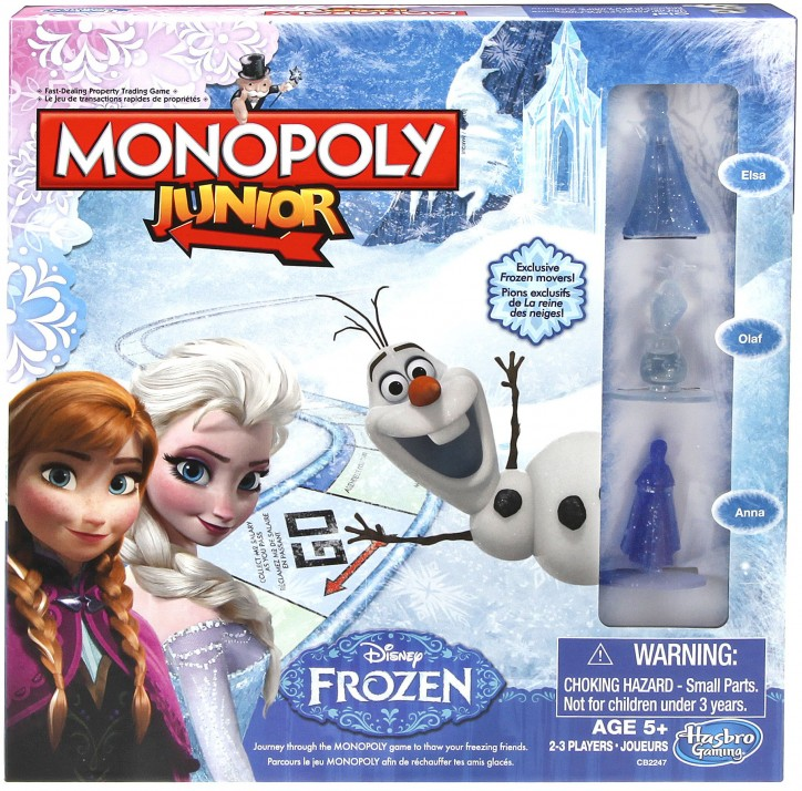 Disney Frozen édition 2 Monopoly