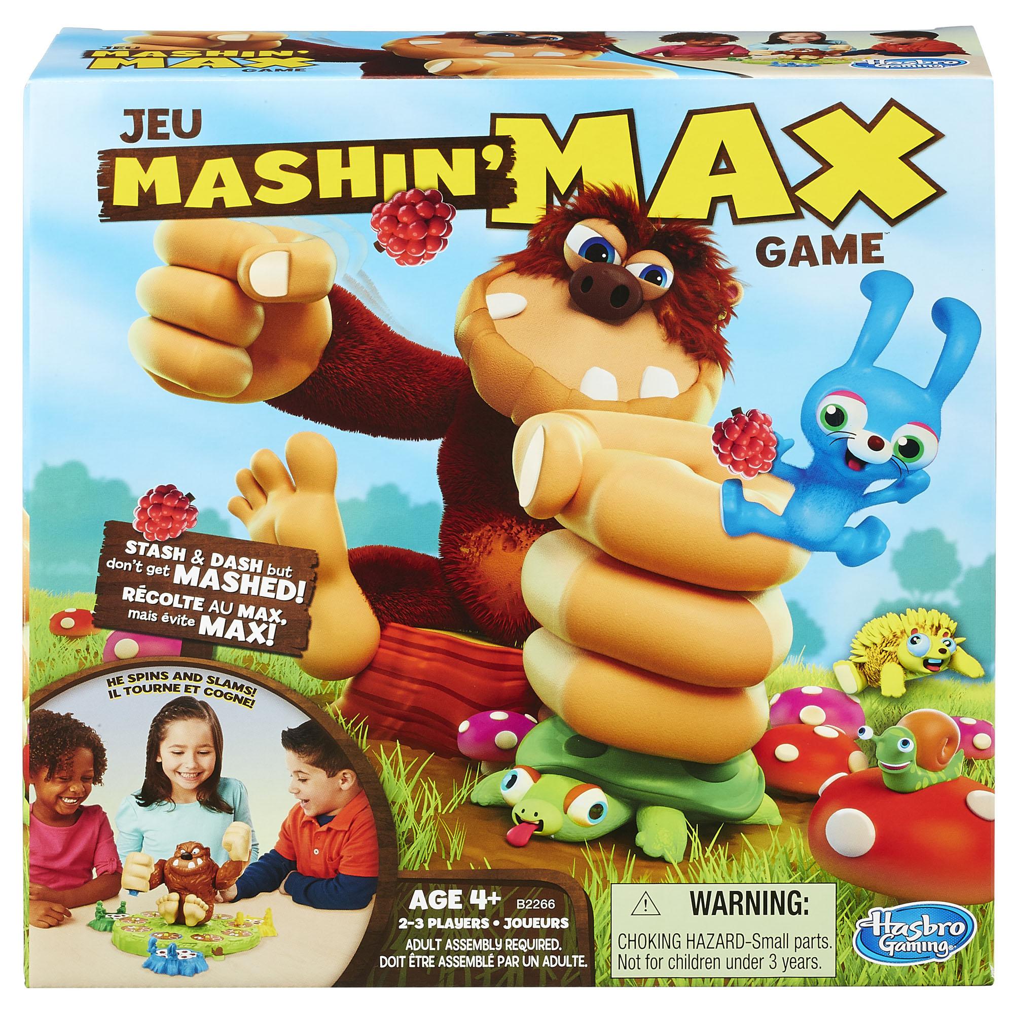 The Mashin' Max Game