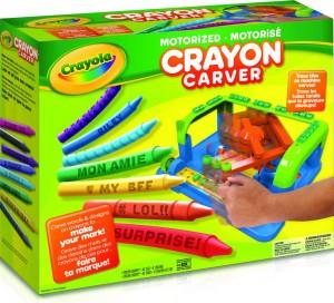 CRAYON CARVER (Crayola)
