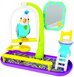 28086 LLP S3 Bird Clever Keet