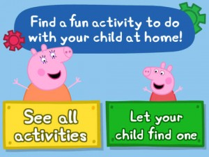 activity lists for kids