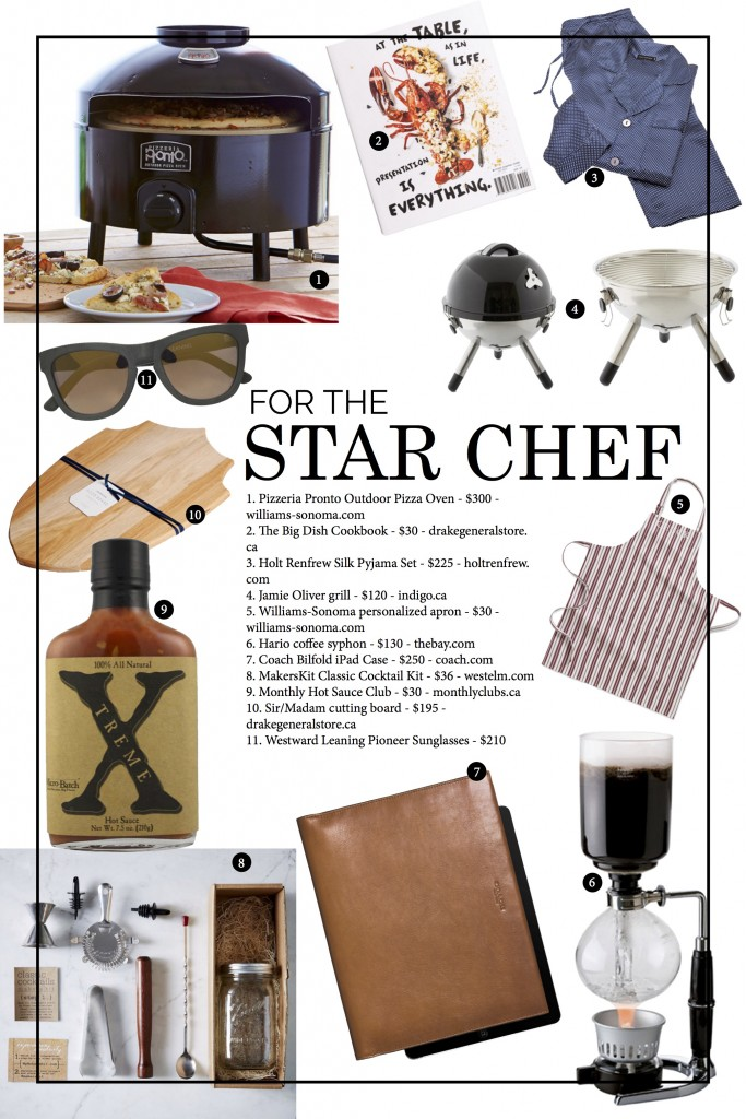 Fathers Day Gift Guide_Chef