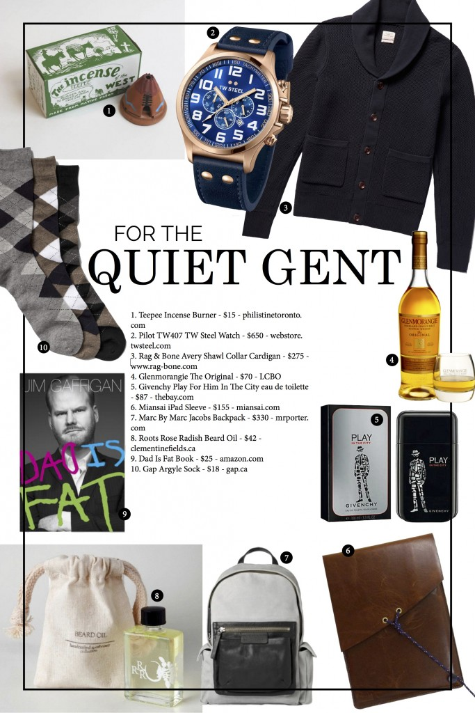 Fathers Day Gift Guide_Quiet