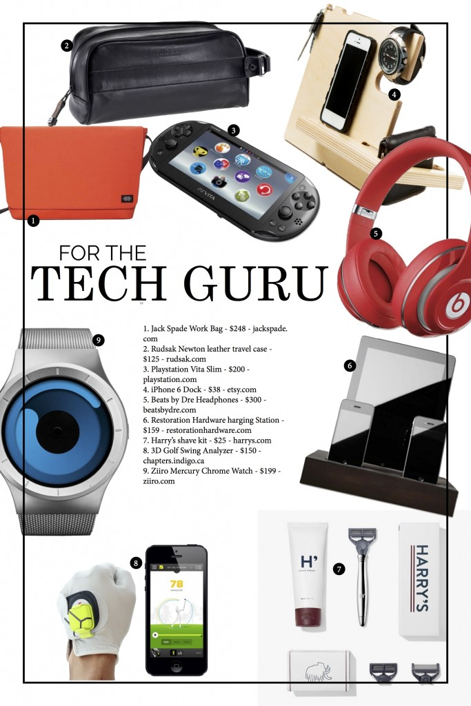 Fathers Day Gift Guide_Tech