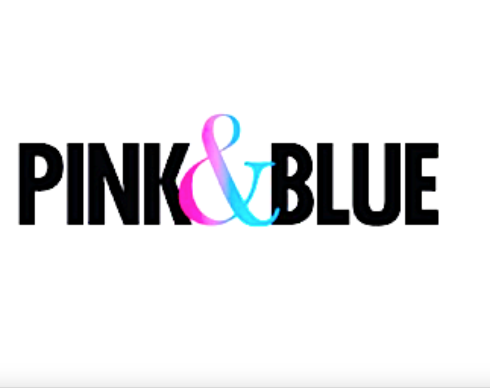 Pink and Blue Magazine